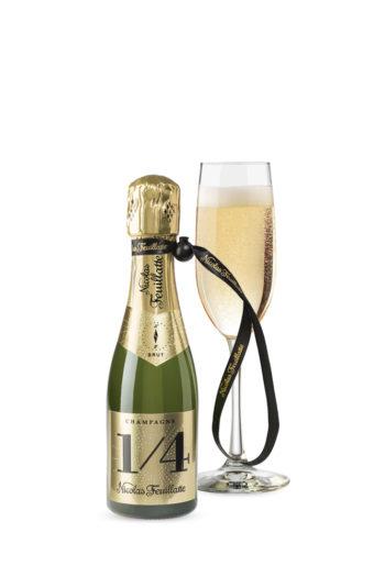 Champagne Brut Nicolas Feuillatte 200ml | planv.gr