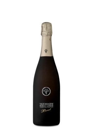 Prosecco Extra Dry Valdobbiadene Millesimato Val D' Oca 750ml | planv.gr