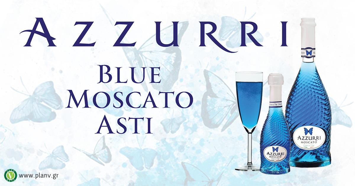 Azzurri Moscato 200ml - FB | planv.gr