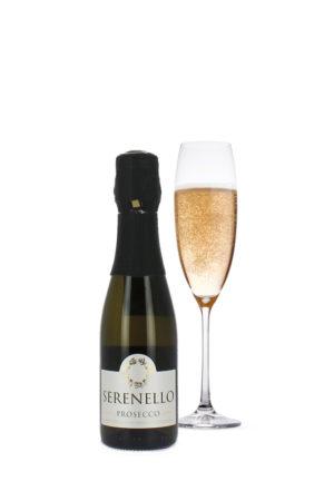 Prosecco Extra Dry Serenello 200ml | planv.gr