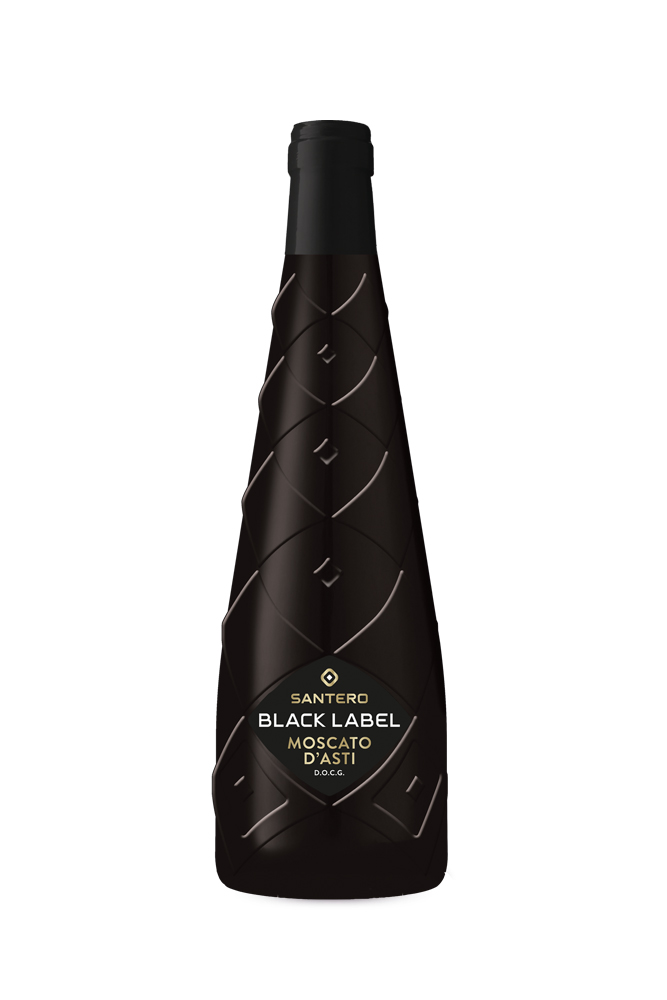 Moscato D' Asti Black Label Santero 750ml | planv.gr