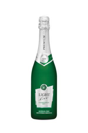 Chardonnay Spumante 0% Alcohol Light Live 750ml | planv.gr