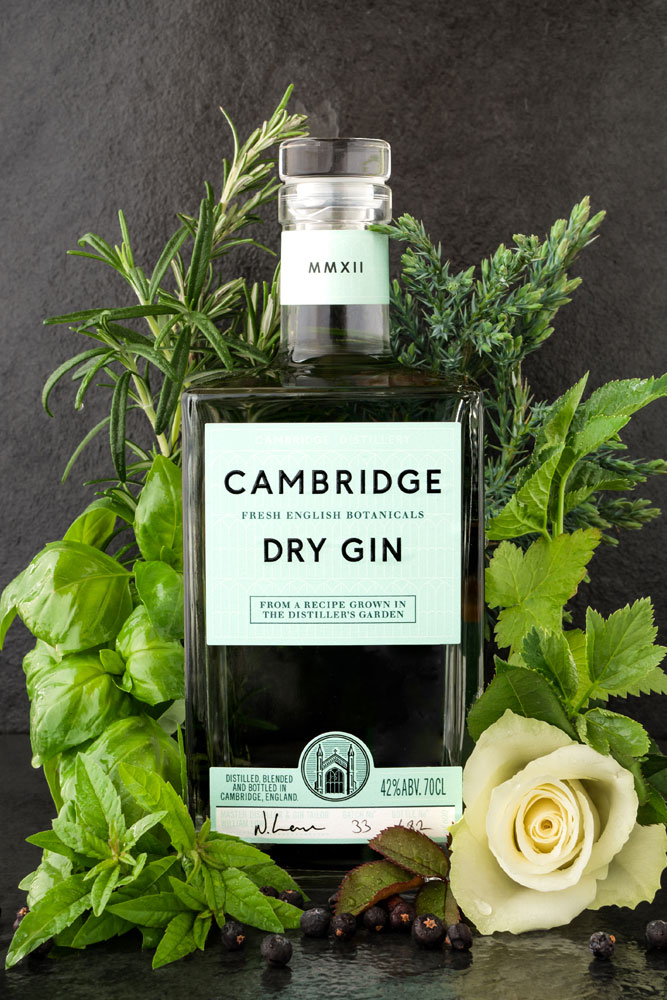 Dry Gin Cambridge Distillery | Plan-V
