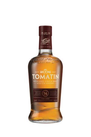 14 Years Tomatin Single Malt Whisky 700ml | Plan-V