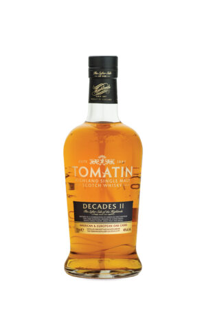 Decades II Tomatin Single Malt Whisky 700ml | Plan-V