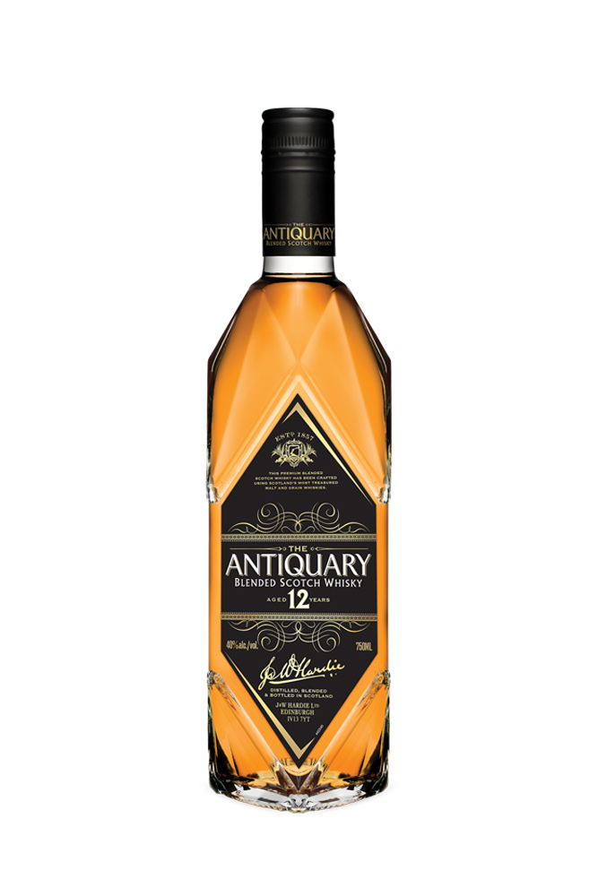 the Antiquary Blended Whisky 700ml | Plan-V