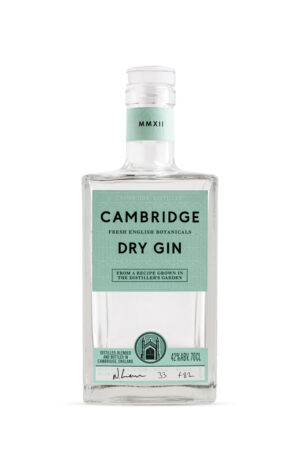 Dry Gin by the Cambridge Distillery 700ml | Plan-V
