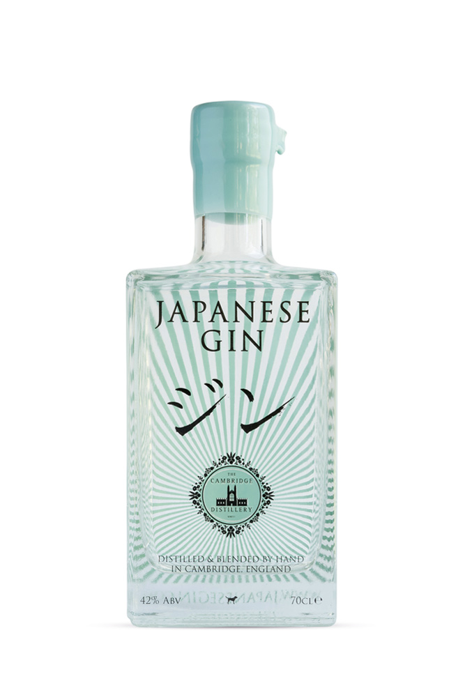 Japanese Gin by the Cambridge Distillery 700ml | Plan-V
