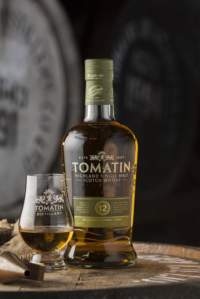 12 Years Tomatin Single Malt Whisky | Plan-V
