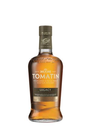 Legacy Tomatin Single Malt Whisky 700ml | Plan-V