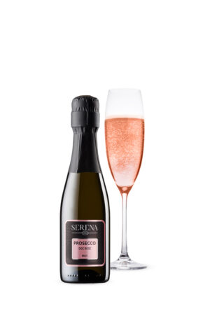 Prosecco Rosé Brut Serena 200ml | planv.gr
