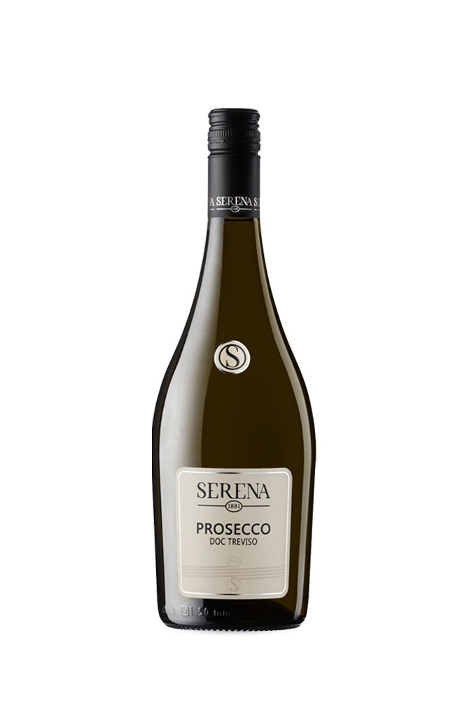 Prosecco Extra Dry Serena 750ml - screw cap | planv.gr
