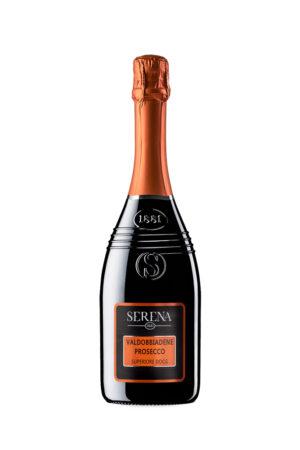 Prosecco Valdobbiadene Serena 750ml | planv.gr