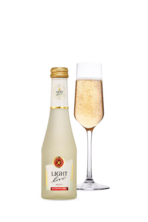White Spumante 0% Alcohol Light Live 200ml | planv.gr